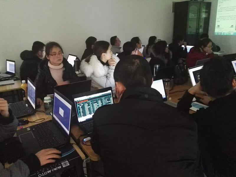 西安耀程预算实战培训各专业有几个老师教学?